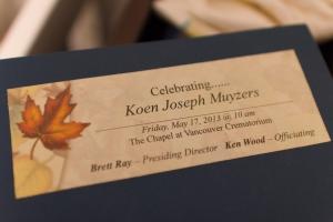 View the album Koen's 1st Birthday